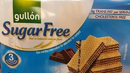 Sugar Free Chocolate Wafer - $11.01