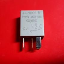 V23274-A1601-X001, 12VDC Relay, TYCO Brand New!!! - $12.67