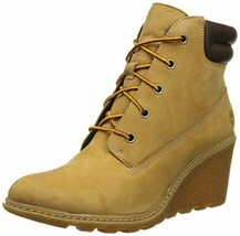 Timberland Womens Earthkeepers Amston 6 inch Wheat Boot - 7 - $119.19