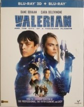 Valerian and the City of a Thousand Planets [2D + 3D Blu-Ray]