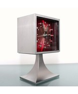 RHYTHM Alarm SUPERB Condition! Mantel Clock Mid Century Space Age nr3RA0... - $275.00