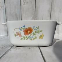 Corning Ware Corelle Wildflower Petit Pan Dish  2 3/4 Cup P 43 B - $12.86