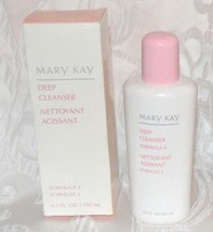 Mary Kay­ Deep Cleanser Formula 3 #1059  New Old Stock - $39.59