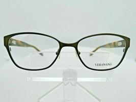 VERA WANG V 397 (WT) Walnut / Tortoise 52 X 16 138 mm Eyeglass Frame - $79.15