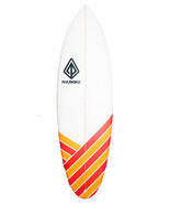"Paragon Hobgoblin 5'10"" Red-Orange Surfboard - $375.00"