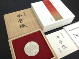 """Mint Bureau National Treasury Tile """"Byodoin Temple"""" Pure Platinum About ... - $4,005.75"""