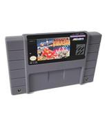 SUPER SMASH TV SNES 16-Bit Game Cartridge English US NTSC Version video game - $21.05