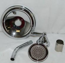 Moen T2152 Brantford Chrome POSI Temperature Single Handle Shower Trim image 2