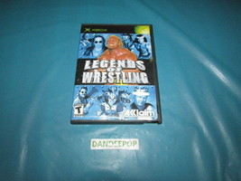 Legends of Wrestling (Microsoft Xbox, 2002) Video Game - $13.61