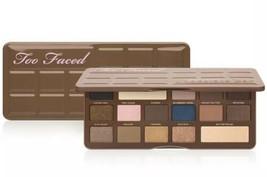 Too Faced SEMI-SWEET Chocolate Eye Shadow Eyeshadow Palette Nib $49 - $64.99