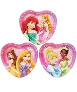 Paper Plates 8 Disney Princess Dream Party Hallmark Assortment Birthday ... - $4.94