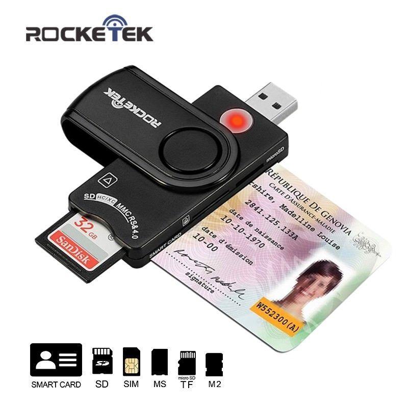 usb multi smart card reader sd tf ms m2 micro sd memory id bank sim cloner adapt memory card. Black Bedroom Furniture Sets. Home Design Ideas