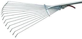 Draper 21862 190-570 Mm-Spread Adjustable Lawn Rake - $22.78