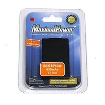 MaximalPower DB SAM BP80W Replacement Lithium Battery for Samsung IA-BP8... - $8.98