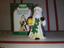 1997 Kwik Fill Traditions Ornament Kris Kringke Gas Station Christmas Xm... - $3.77