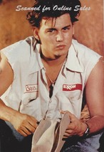 Johnny Depp 21 Jump Street 4x6 Photo - $4.99