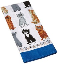 Ulster Weavers Kittens Arrived Linen Tea Towel - $15.04