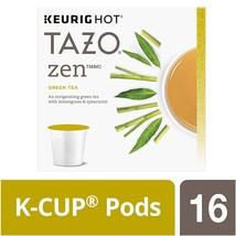 Tazo Zen Tea K-Cup, 16 Count - $25.44