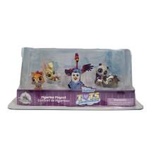Disney Junior T.O.T.S Tiny Ones Transport Service 6 Figurine Playset New... - $13.63