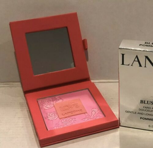 Primary image for Lancome Blush In Love Pommettes D'Amour 20 Long-Lasting Powder Blusher 0.3oz NIB