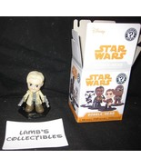 "Disney Star Wars Solo film mystery mini bobble-head Tobias 3 1/4"" funko ... - $9.48"