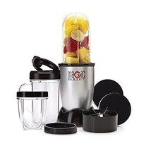 Magic Blender Chops Mixes Blends Whips Grinds Handy and easy to use Silv... - $56.08