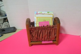 Tennessee Wood Crafters Folk Art Hand Made Mini Wooden Greeting Card Holder - $15.00