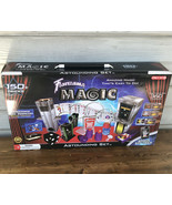 NEW Fantasma Astounding Magic Kit 150+ Tricks and Grand Illusions Fun Kids Gift - $39.99