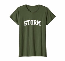 New Shirts - Storm Family Name Storm Gift T-Shirt Wowen - $19.95