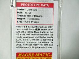 Micro-Trains # 02544146 Hartford & Slocumb Weathered 50' Rib-Side Boxcar N-Scale image 7