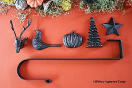 POTTERY BARN YEAR-ROUND WREATH HANGER -NIB- MAKE IT SPECIAL TO JUST HANG... - $49.95
