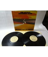 THE ALLMAN BROTHERS BAND THE ROAD GOES ON FOREVER LP VG+/VG+ Capricorn - $14.79