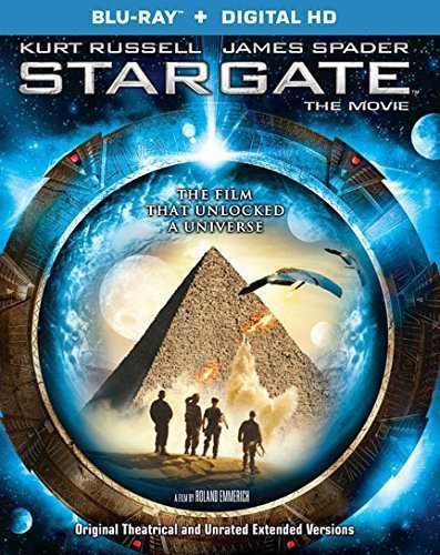 Stargate 20th Anniversary [Blu-ray + Digital]