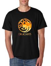 Men's T Shirt Dracarys Cool Tredy Tshirt - $16.94+