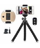 Phone tripod, Portable and Adjustable Camera Stand Holder with Wireless ... - $35.98+