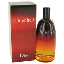 FAHRENHEIT by Christian Dior Eau De Toilette Spray 6.8 oz - $133.95