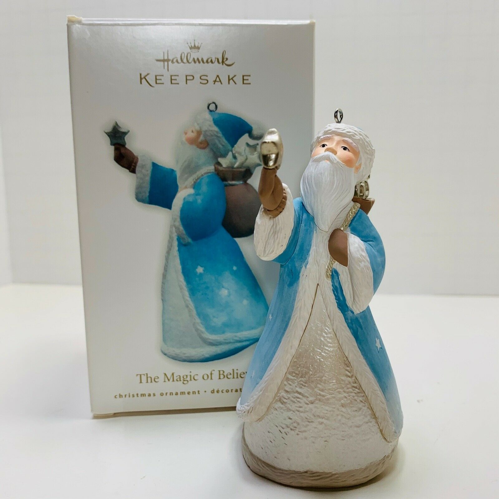 Primary image for Hallmark Keepsake Ornament The Magic of Believing 2010