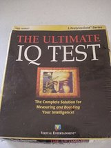 The Ultimate IQ Test - $21.00