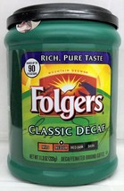 Folgers Classic Decaffeinated Ground Coffee 11.3 oz - $8.90