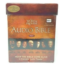 The Word of Promise Complete Audio NKJV Bible 79 CD Set OT & NT, Thomas ... - $119.79
