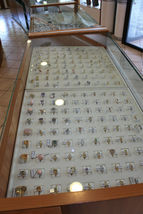 18K WHITE GOLD CIRCLE ONDULATE EARRINGS DIAMOND DIAMONDS 0.20 CT MADE IN ITALY image 9