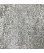 Ann Taylor Pencil Skirt Women's Petite 10P Silver Metallic Textured Brocade - $21.24
