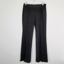 THE LIMITED STUDIO 400 Womens Stretch Gray Dress Pants Size 2 (32 1/2 In... - $18.50