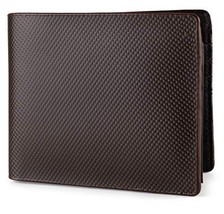 Wallet for Men Italian Leather RFID Blocking Bifold Stylish Wallet With ... - $46.00