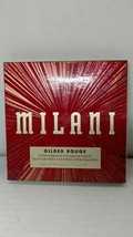 Milani Gilded Rouge Hyper-Pigmented Eyeshadow Palette 9.6 g SEALED IN BOX - $21.76