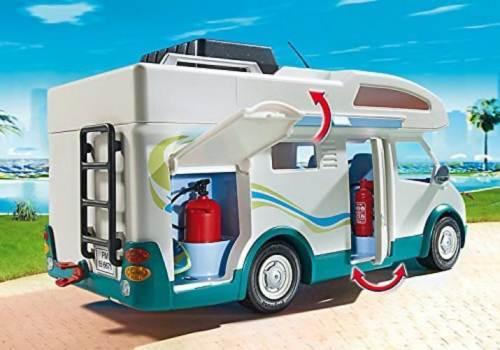 Playmobil - 6671 Famille avec camping-car
