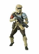 Bandai S. H. Figuarts Star Wars Shore Trooper Approx. 150 mm ABS & PVC F... - $61.99