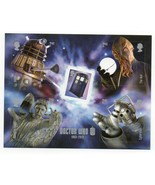 GB 2013 Dr Who unmounted mint mini / miniature sheet MNH stamps m/s Doctor - $76,14 MXN