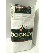 Size 36 Jockey Vintage 3 Pack 1997 Classic Men's Brief Inverted Y Front Fly - $49.95