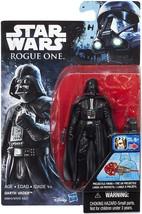 Star Wars: Rogue One  Darth Vader Universe Killer Whale 3.75 Action Figu... - $24.99